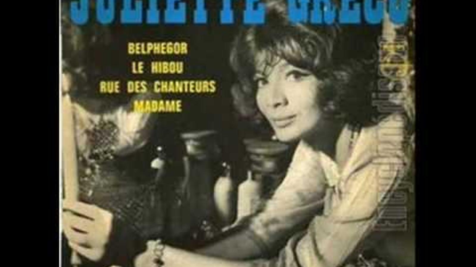 Juliette Gréco, 'La Javanaise'