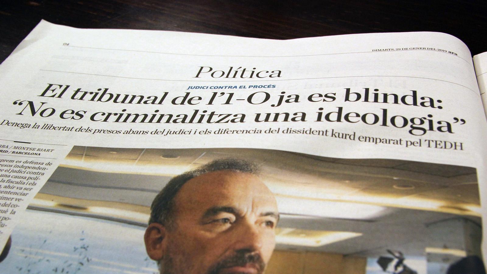 L'anàlisi d'Antoni Bassas: 'Com volen no estar amoïnats per la reputació d'Espanya?'