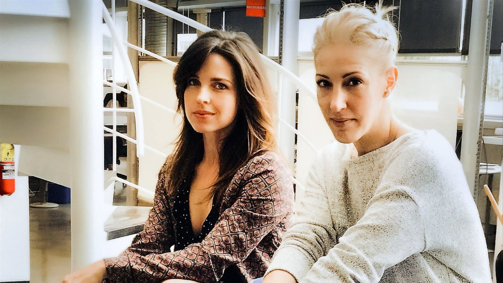 """Lydia Bouchard i Sonya St-Martin: """"'Diva' serà un viatge musical actual i urbà"""""""