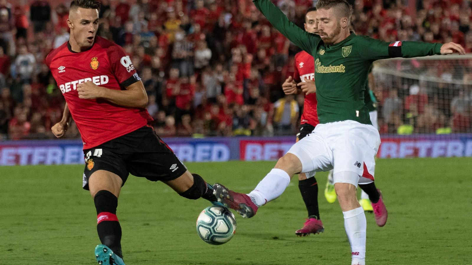 El Mallorca i l'Athletic es reparteixen els punts i els penals fallats