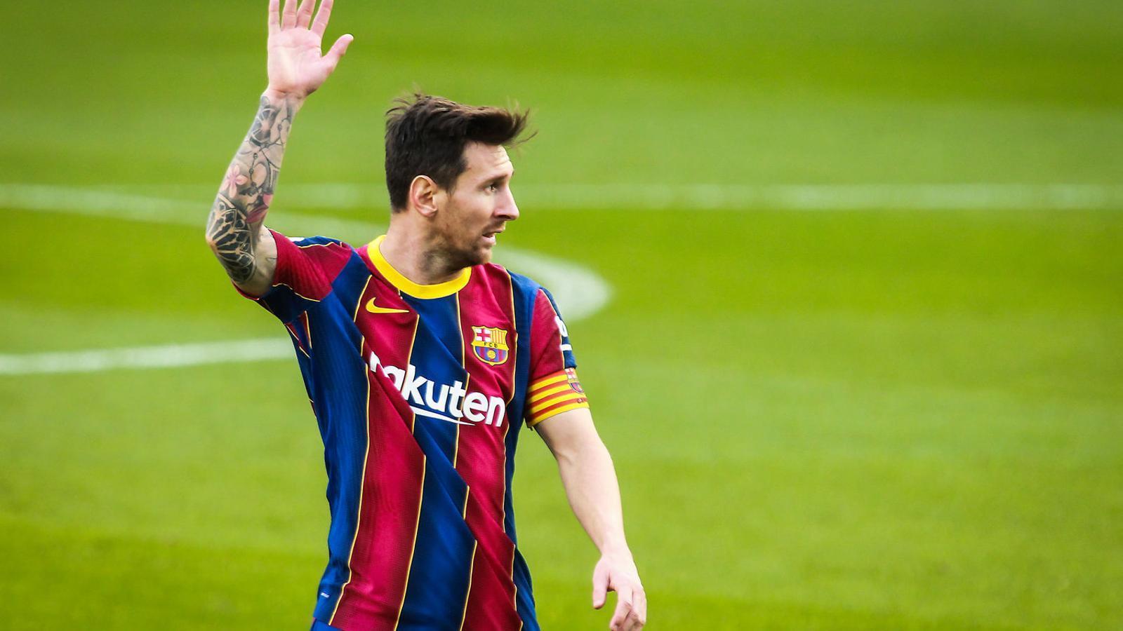 Messi no té res a negociar amb Bartomeu