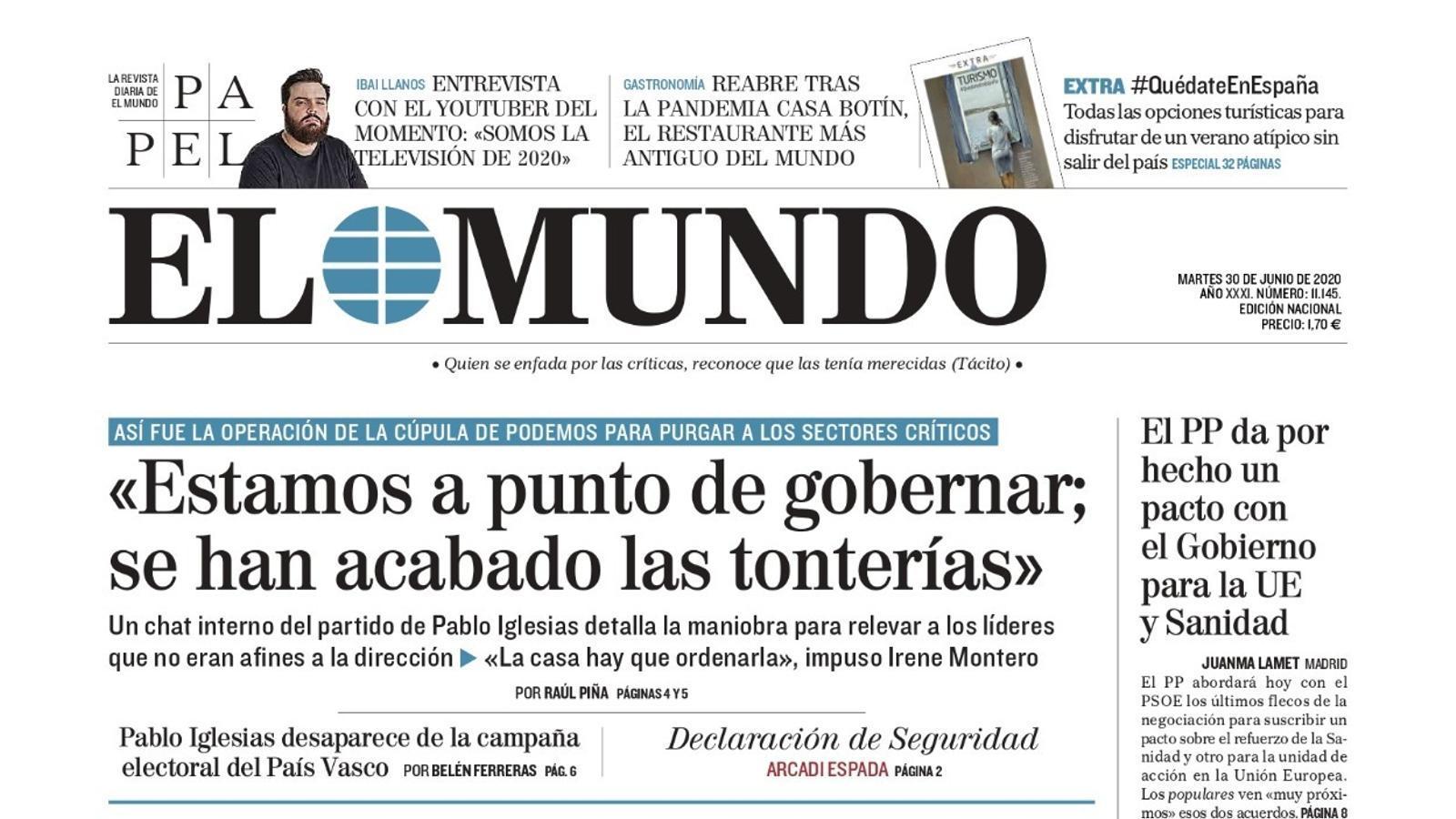 30/6 El Mundo