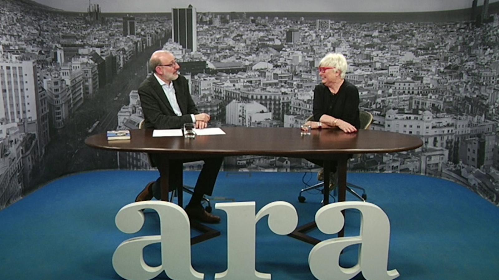 Entrevista d'Antoni Bassas a Marjolijn van der Meer