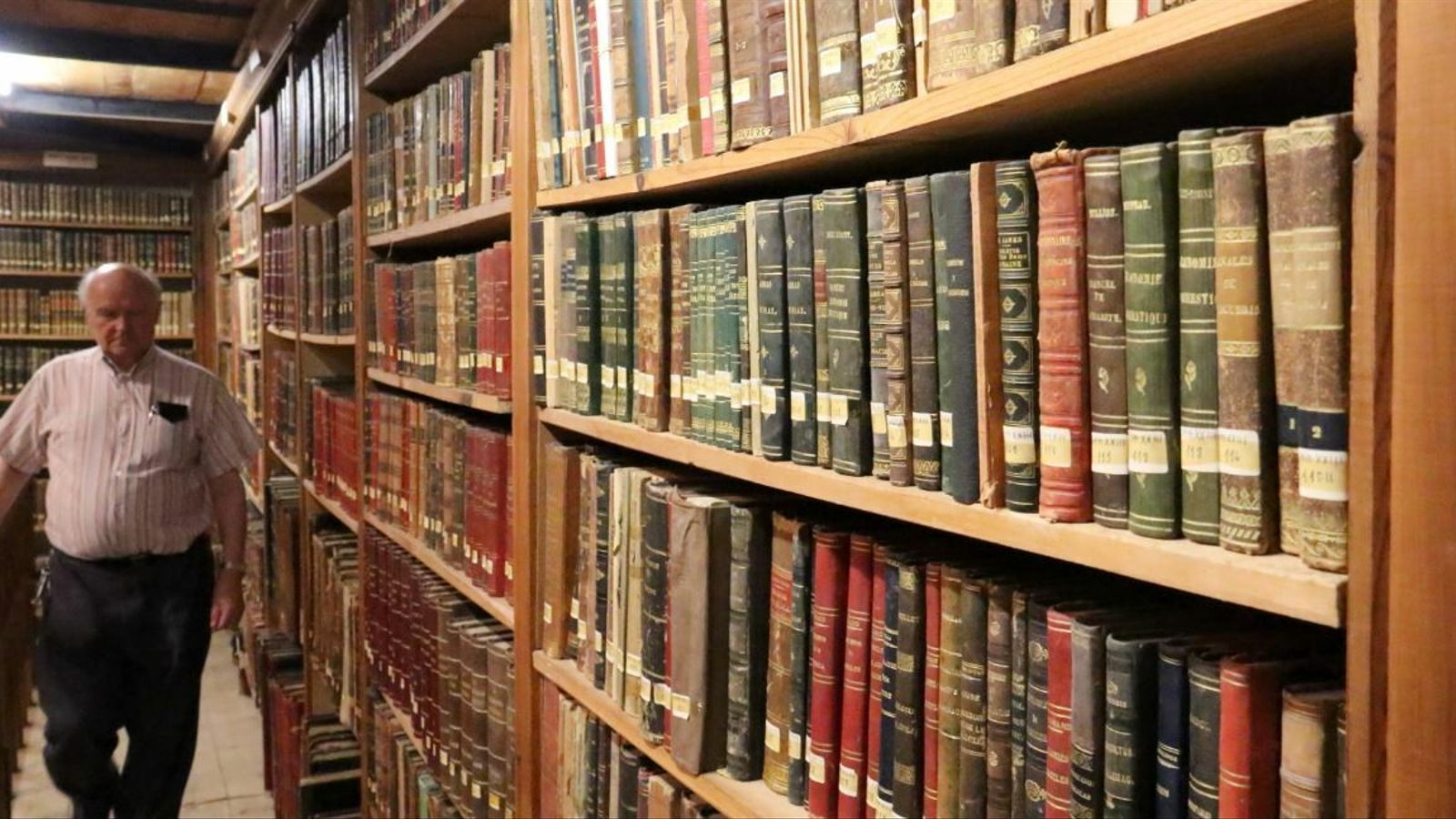 Els Missioners dels Sagrats Cors cedeixen la Bibliotèca de la Real al Consell de Mallorca