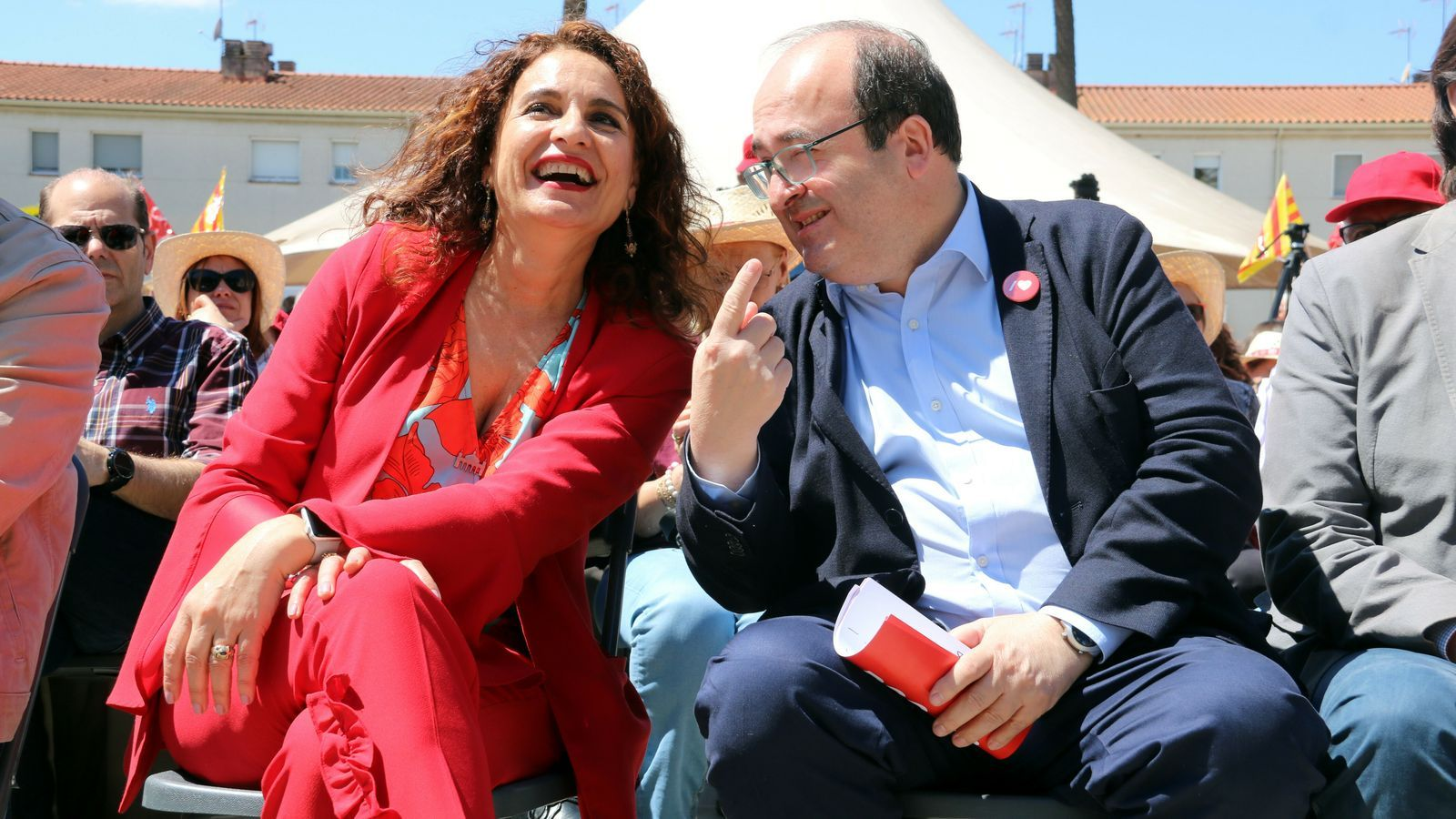 Miquel Iceta será el nuevo presidente del Senado