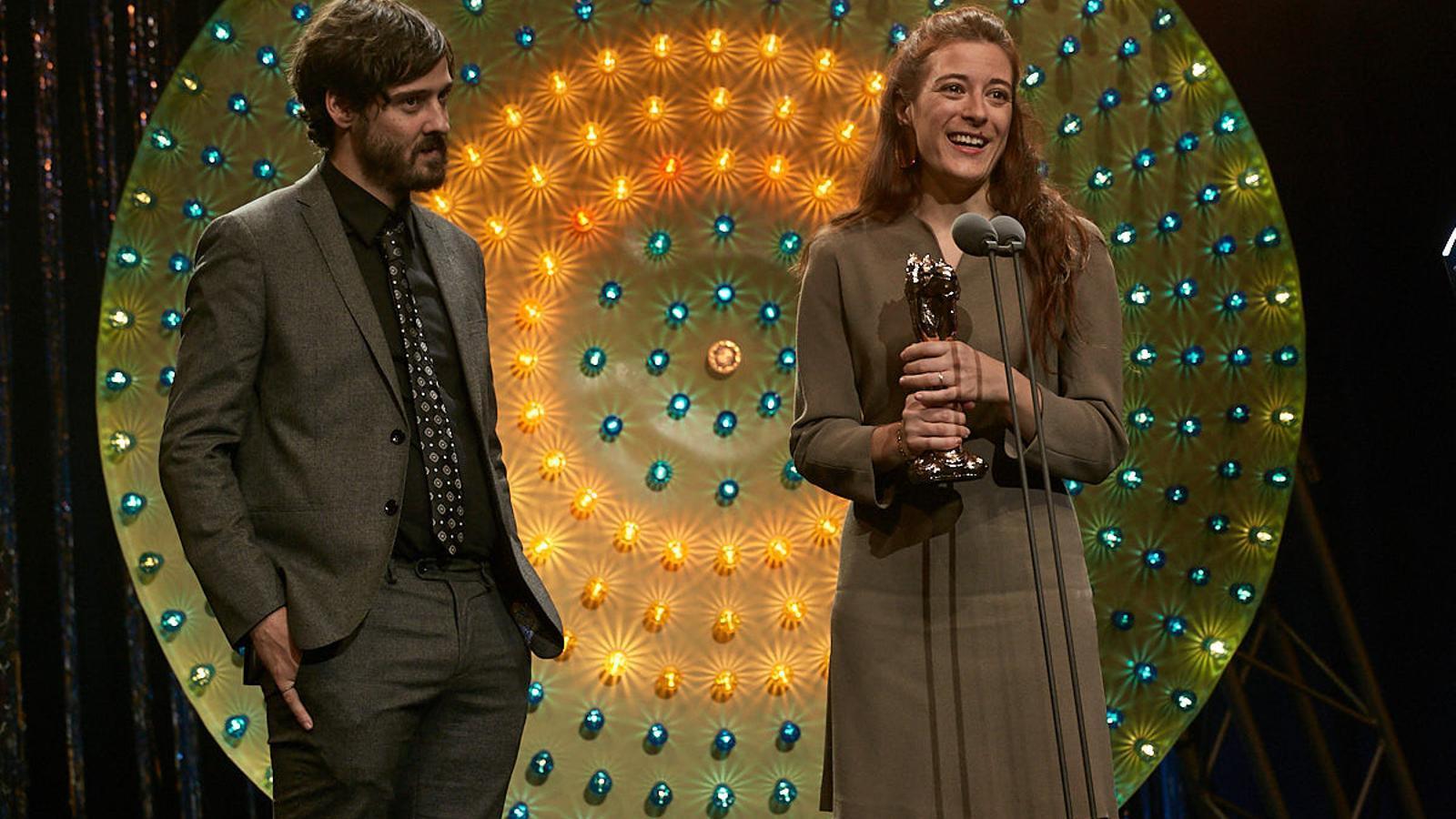 Tots els guardonats dels Premis Gaudí 2020