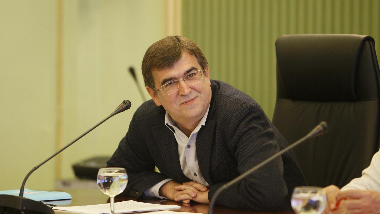 L'expresident del Govern, Francesc Antich