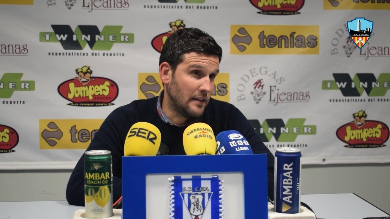 La SER es disculpa amb el Lleida Esportiu pel periodista que va retirar el micròfon per les respostes en català