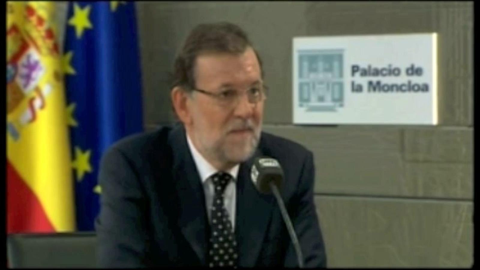 L'embolic de Rajoy sobre la nacionalitat i la ciutadania europea dels catalans independitzats, a Onda Cero