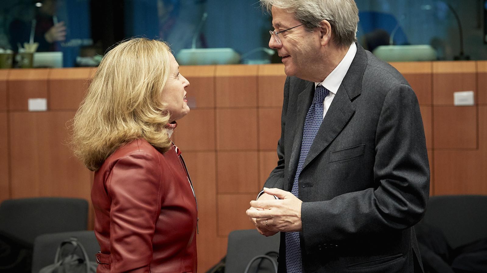 Brussel·les augura que l'economia espanyola s'enfonsarà més del doble que l'alemanya aquest 2020