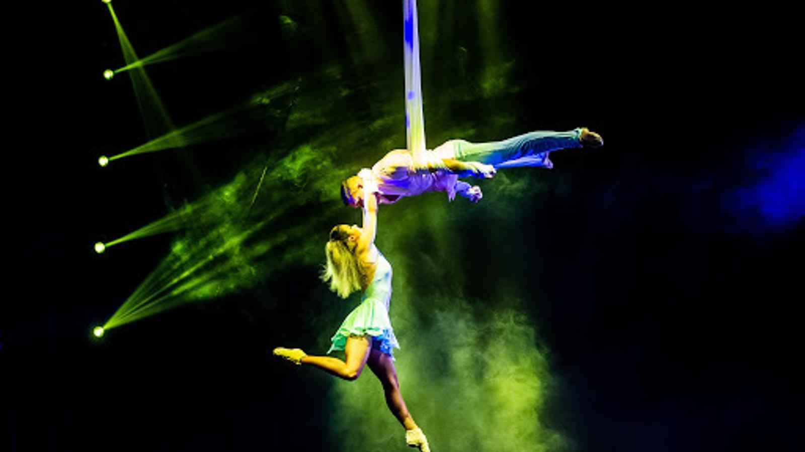 Els artistes russos regnaran en el 9è Festival Internacional del Circ de Girona