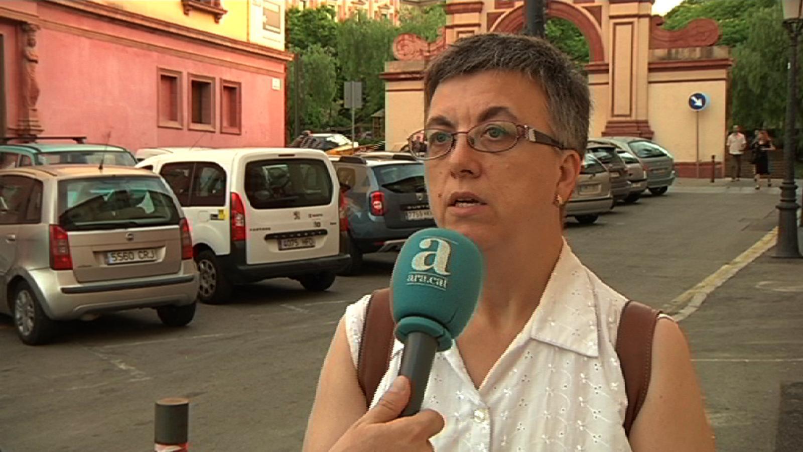 Joana Raja: He vist dues obres del Grec i m'han semblat magnífiques!