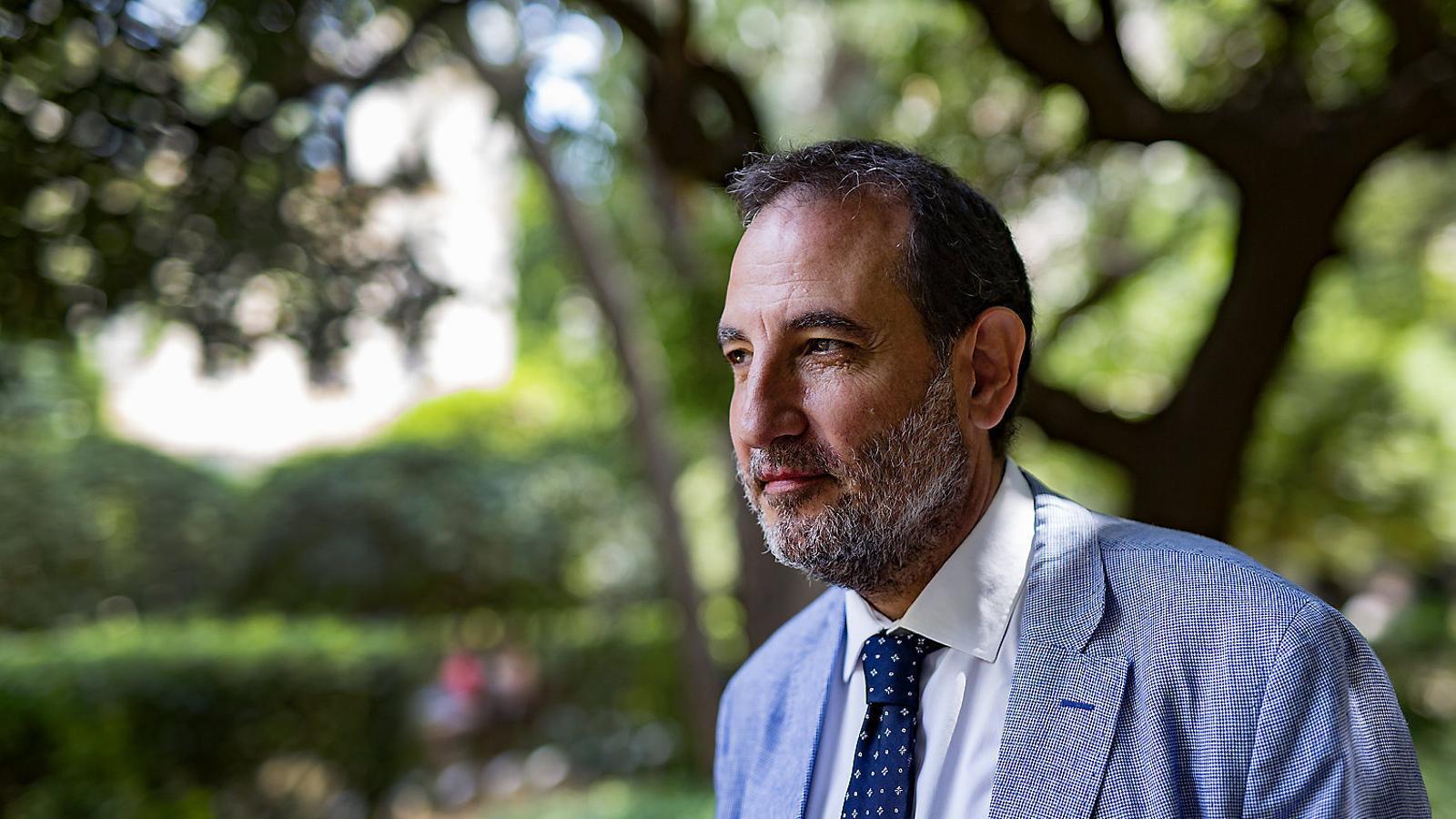 """Ramon Espadaler: """"El govern Torra ha assumit la legalitat,  i això em mereix respecte i consideració"""""""