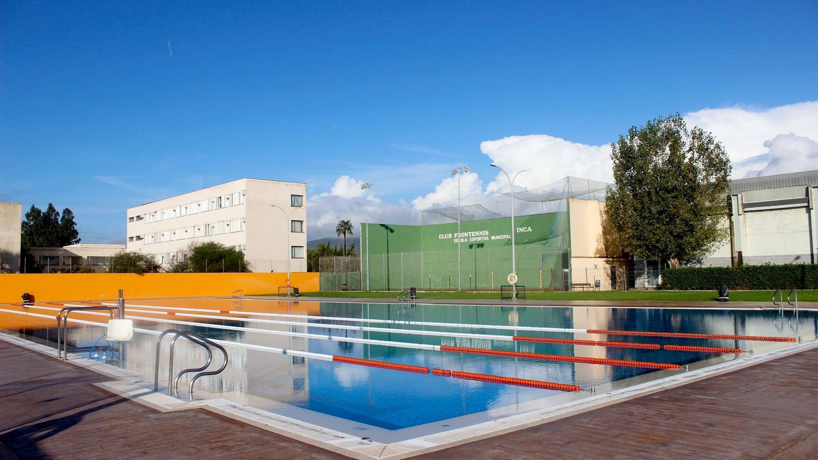 Per entrar al recinte aquàtic s'haurà de seguir un protocol de seguretat sanitària.