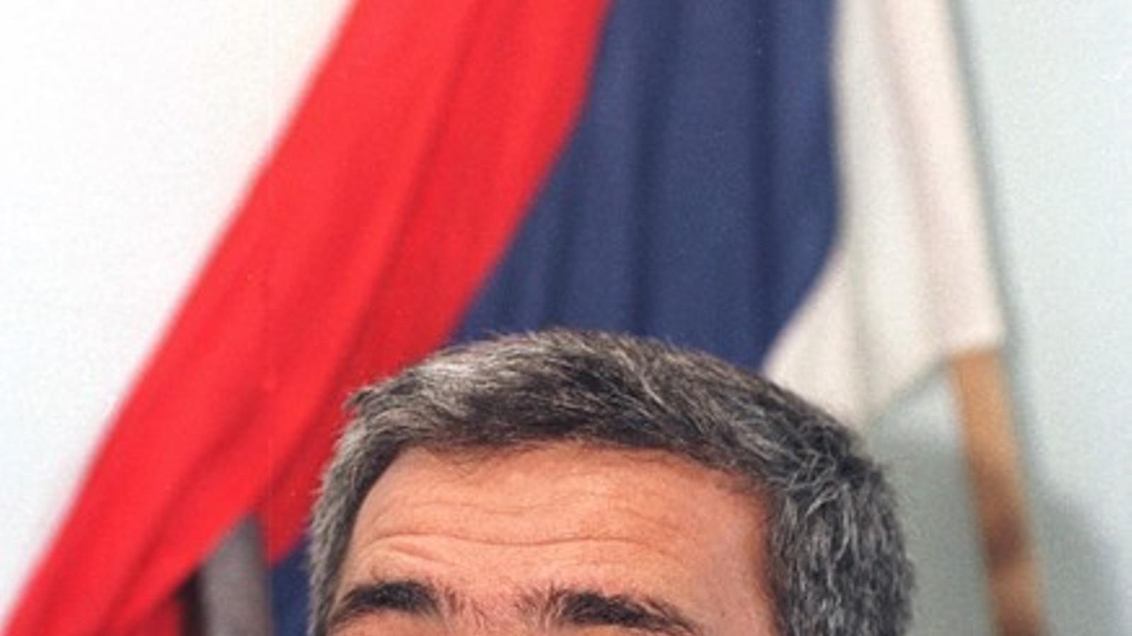 Maten a trets el polític sedrbir  de Kosovo Oliver Ivanovic