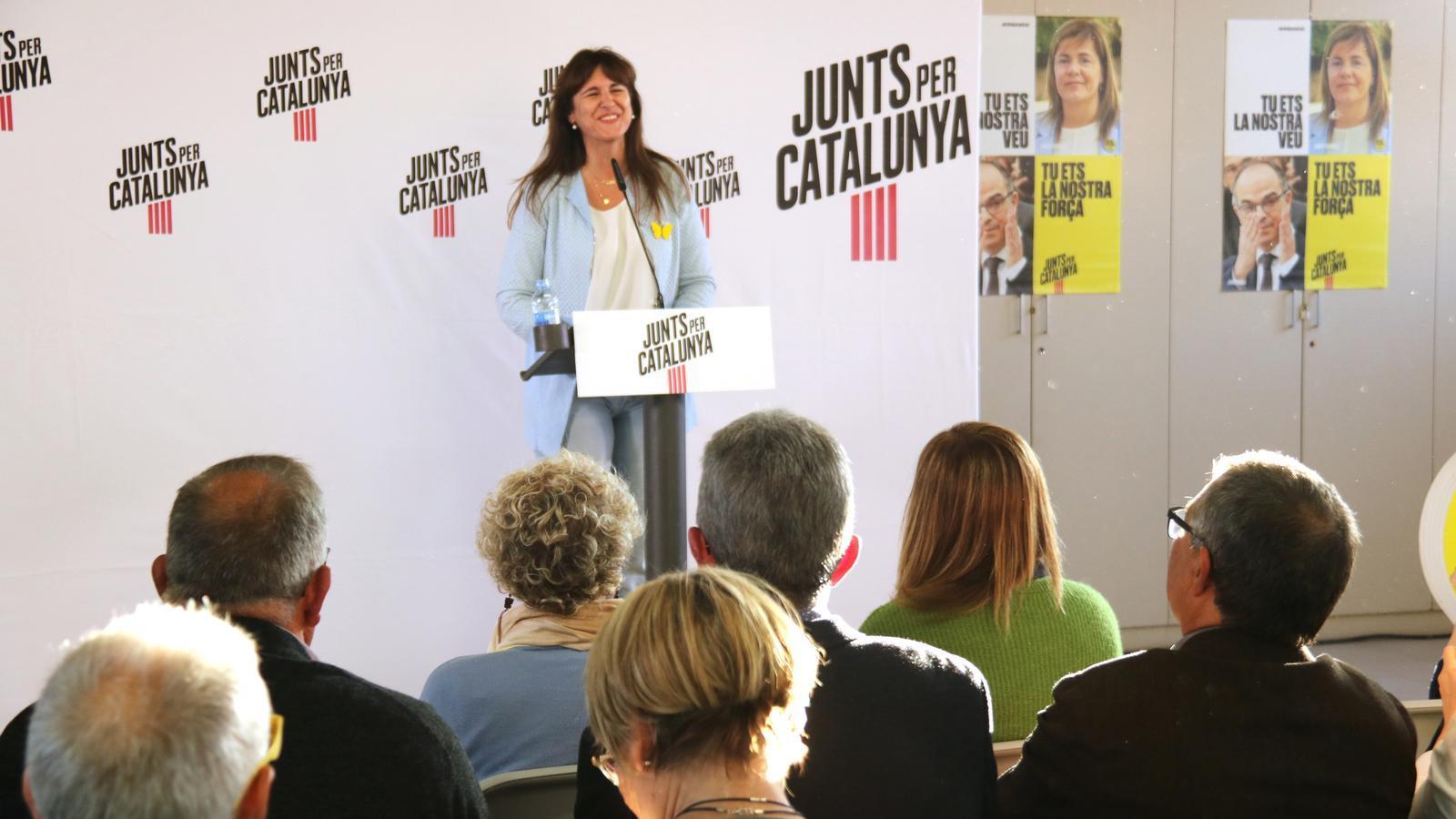 """JxCat, a ERC: """"Si no tenim llista única és perquè alguns han preferit potenciar el seu partit. És un error"""""""