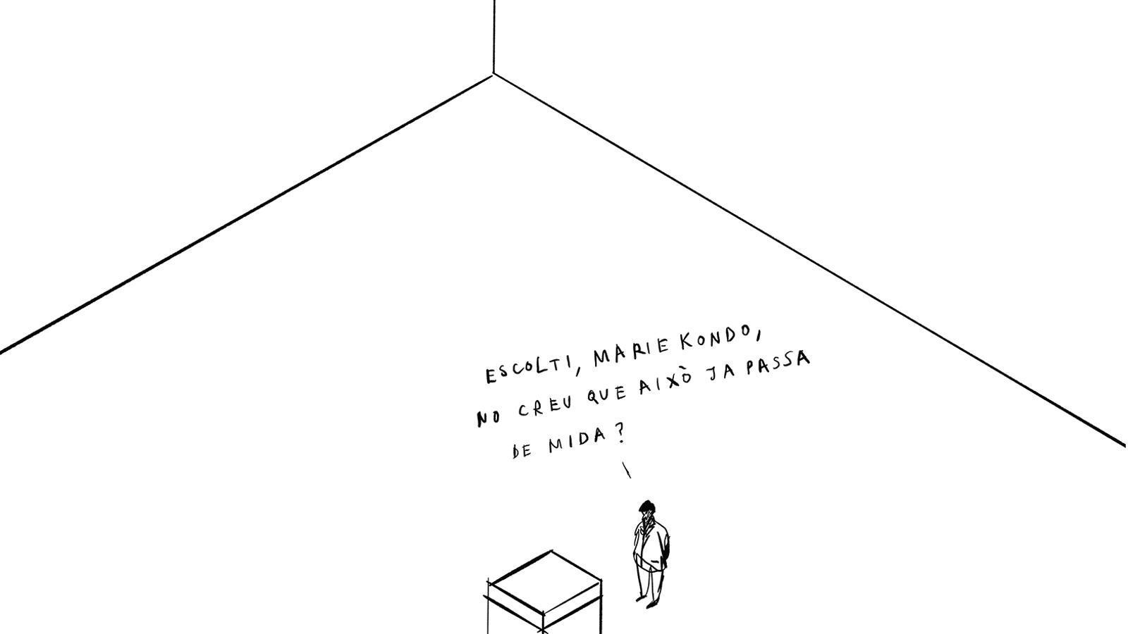 JO ENCARA DIRIA MENYS