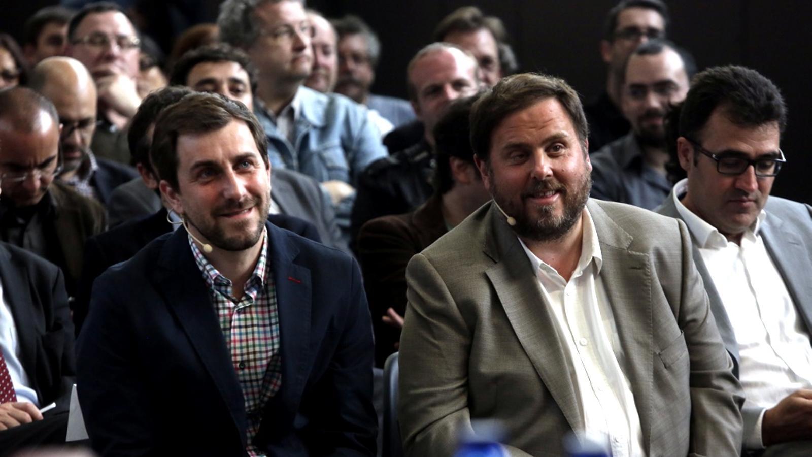Puigdemont participarà al debat de TV3 si Junqueras pot fer-ho