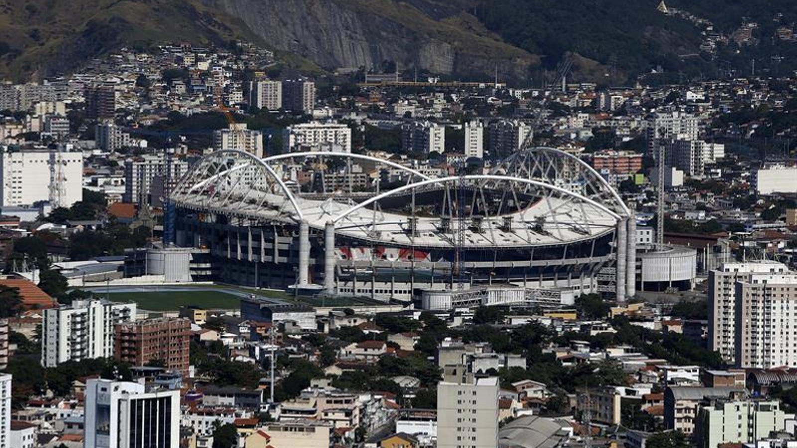 L'estadi Olímpic Joao Havelange
