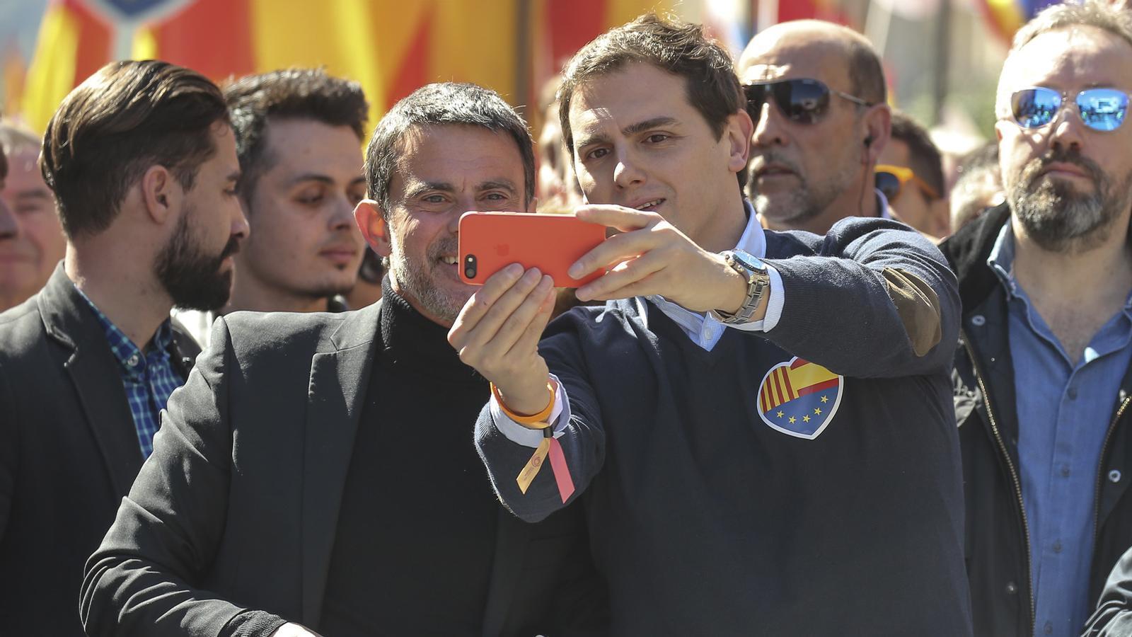 L'anàlisi d'Antoni Bassas: 'Valls, el candidat de Ciutadans, en les seves pròpies paraules'