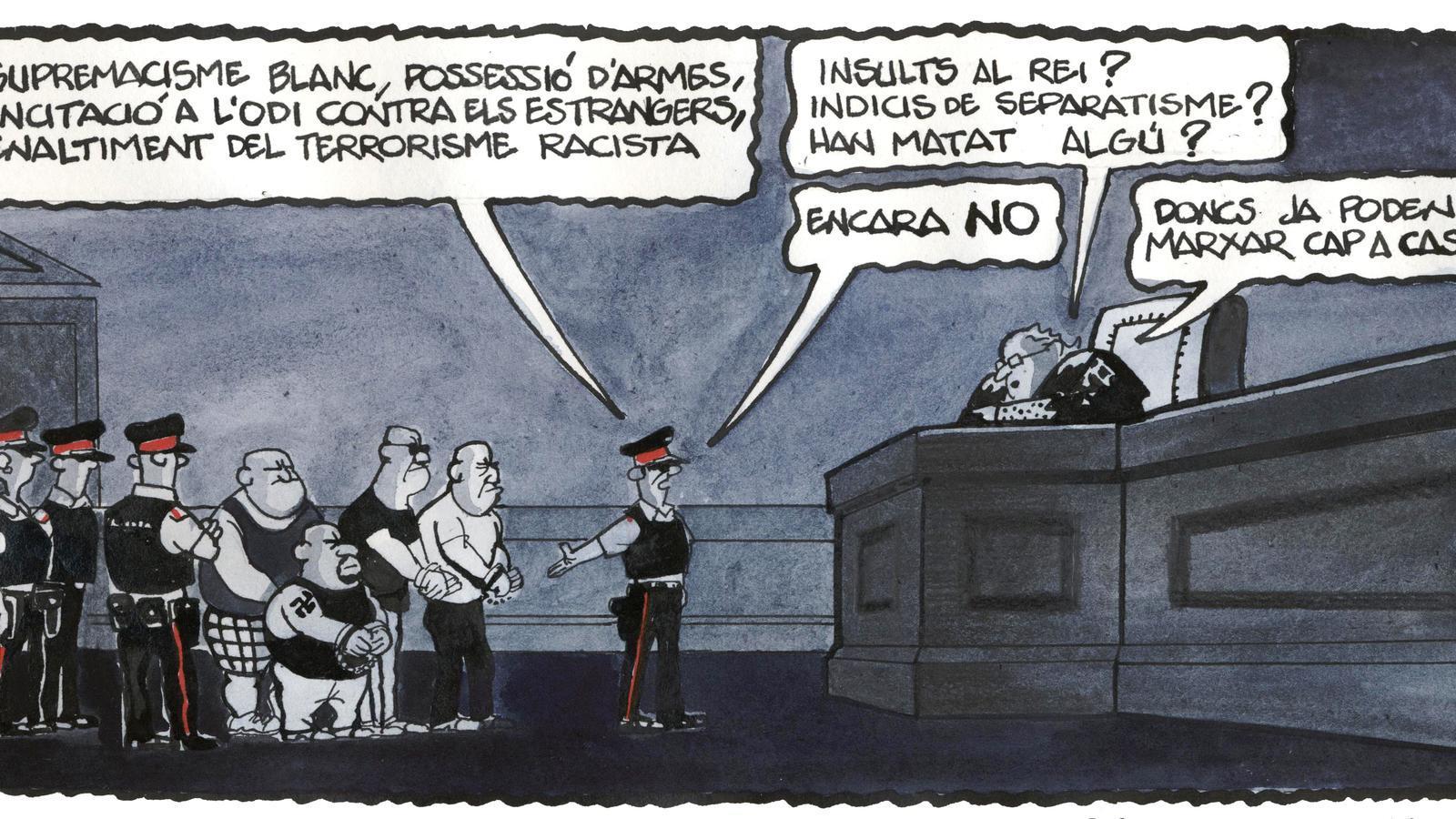 'A la contra', per Ferreres 26/09/2020