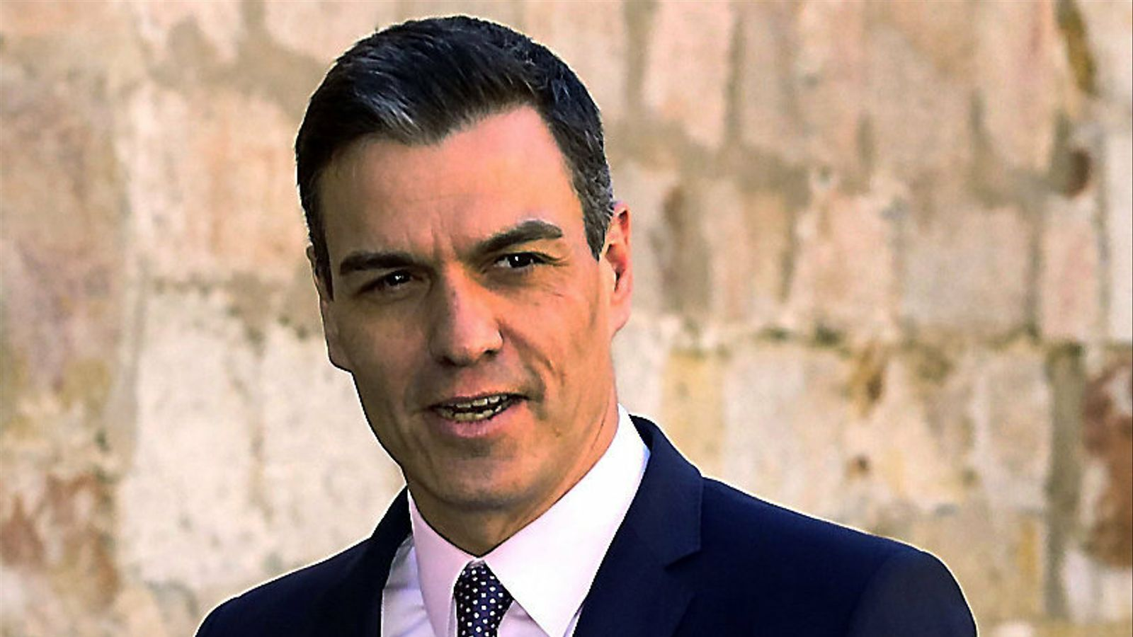 El president del govern espanyol en funcions i secretari general del PSOE, Pedro Sánchez.