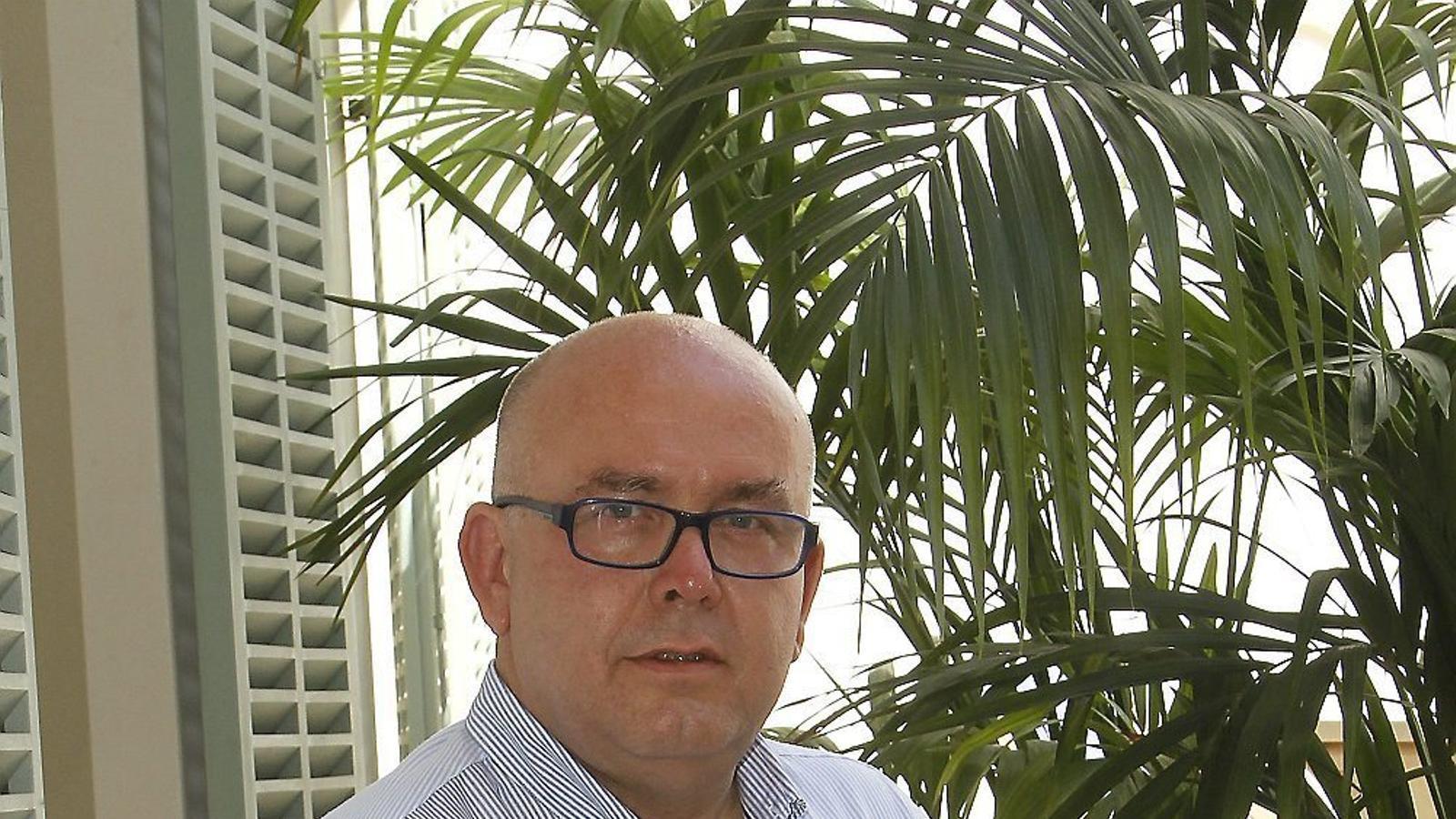 Gonzalo Boye va assistir a Palma a l'estrena mundial de Boye, un documental dirigit per Sebastián Arabia sobre la seva vida.