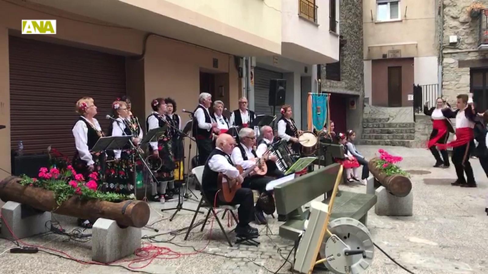 Celebració de l'aniversari de Casa Extremadura