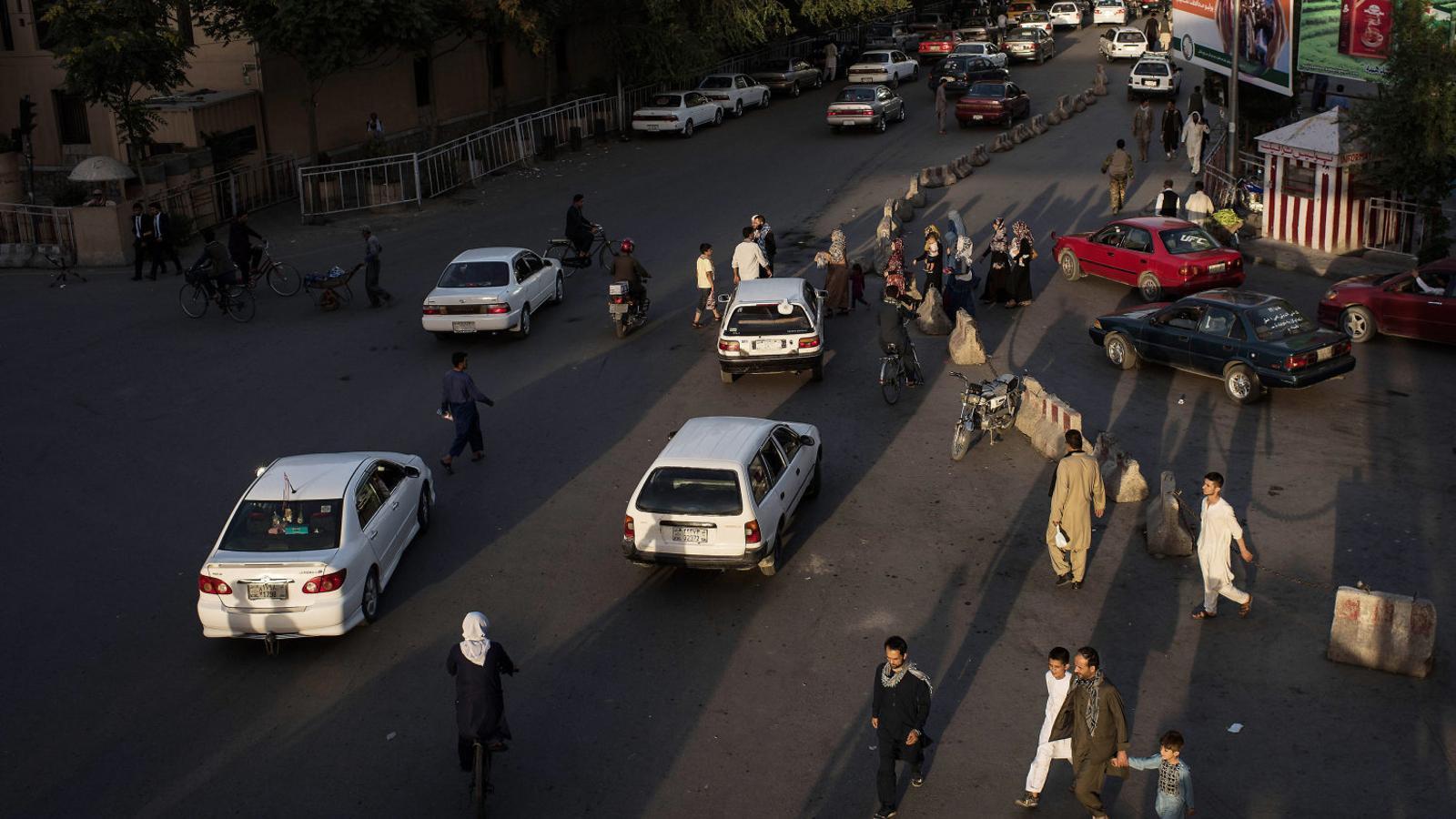 Un paper a la butxaca per no morir anònimament a Kabul