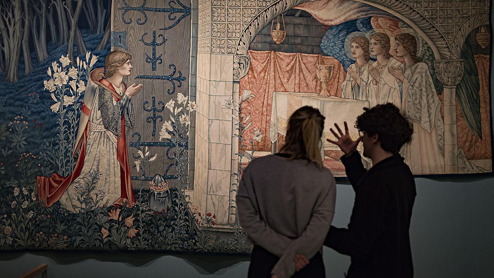 El MNAC lloa l'Arts & Crafts: que sigui útil i que sigui bell