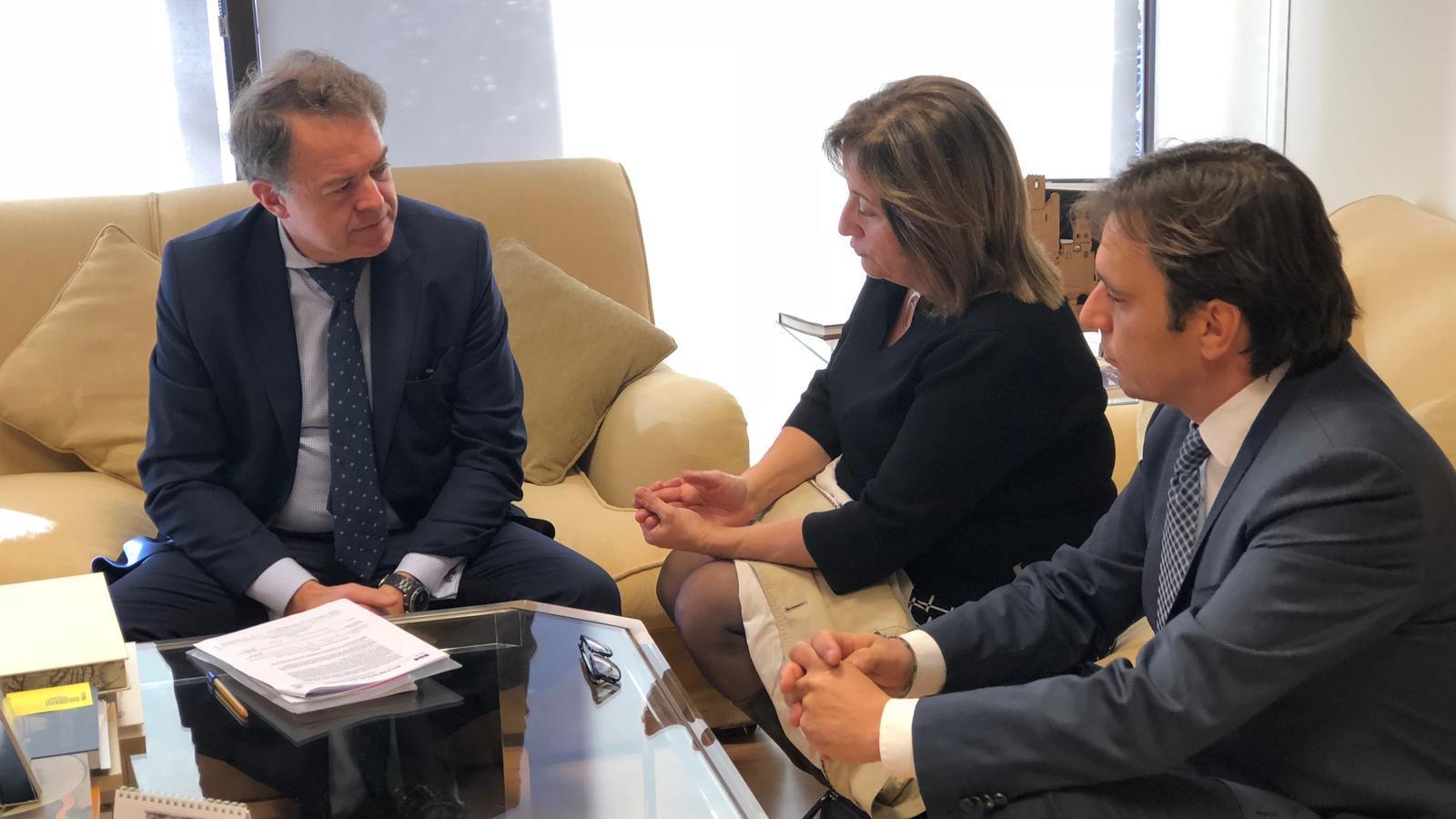 Govern i Consell de Mallorca es reuneixen amb el Ministeri de Culturaper coordinar el traspàs de la gestió del Museu de Mallorca