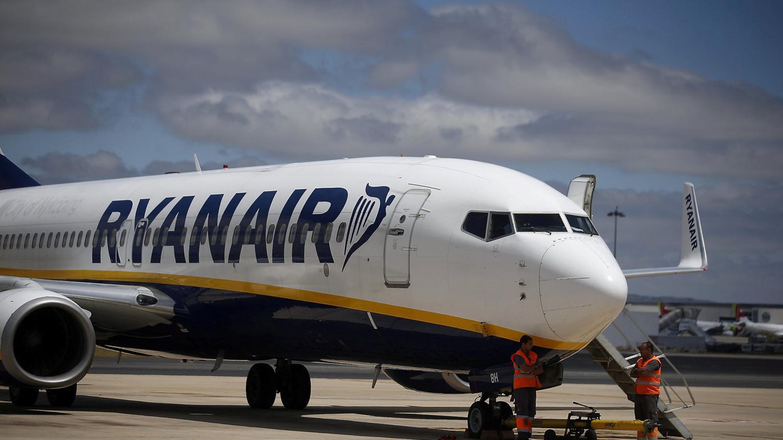Ryanair signarà el seu primer conveni col·lectiu