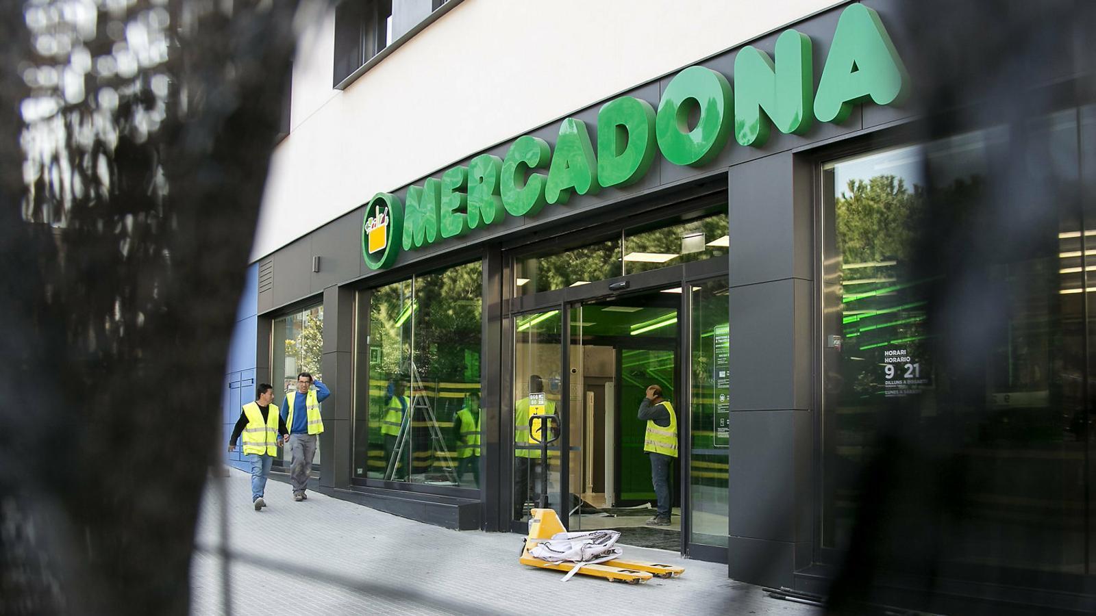 Mercadona expandeix la línia  de menjar preparat a Catalunya