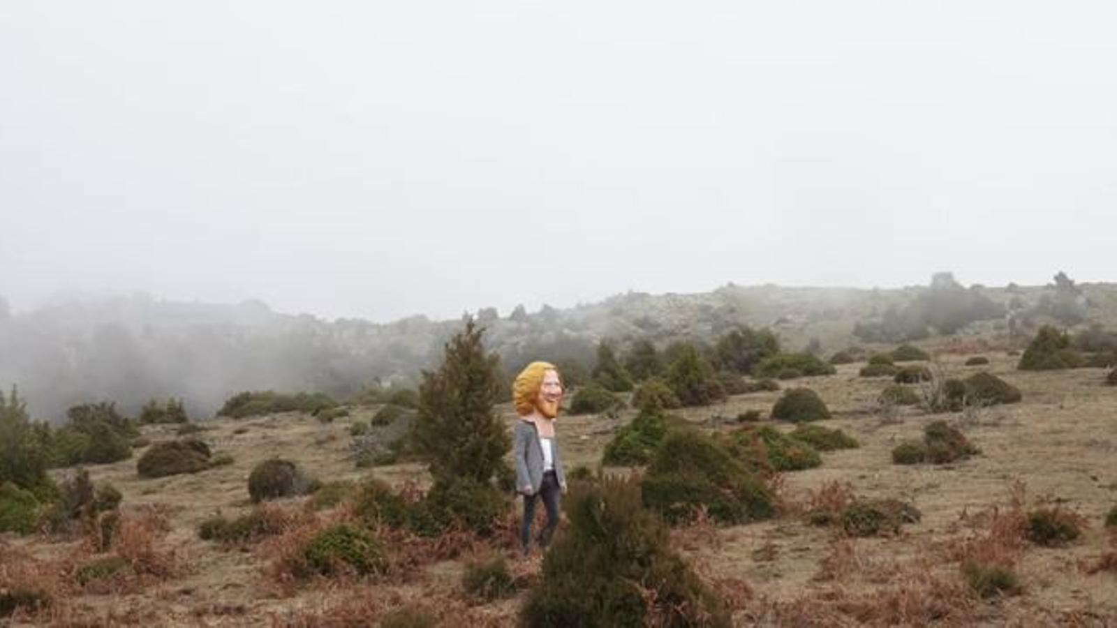'The wind', la versió d''Al vent' de l'islandès Halldór Már