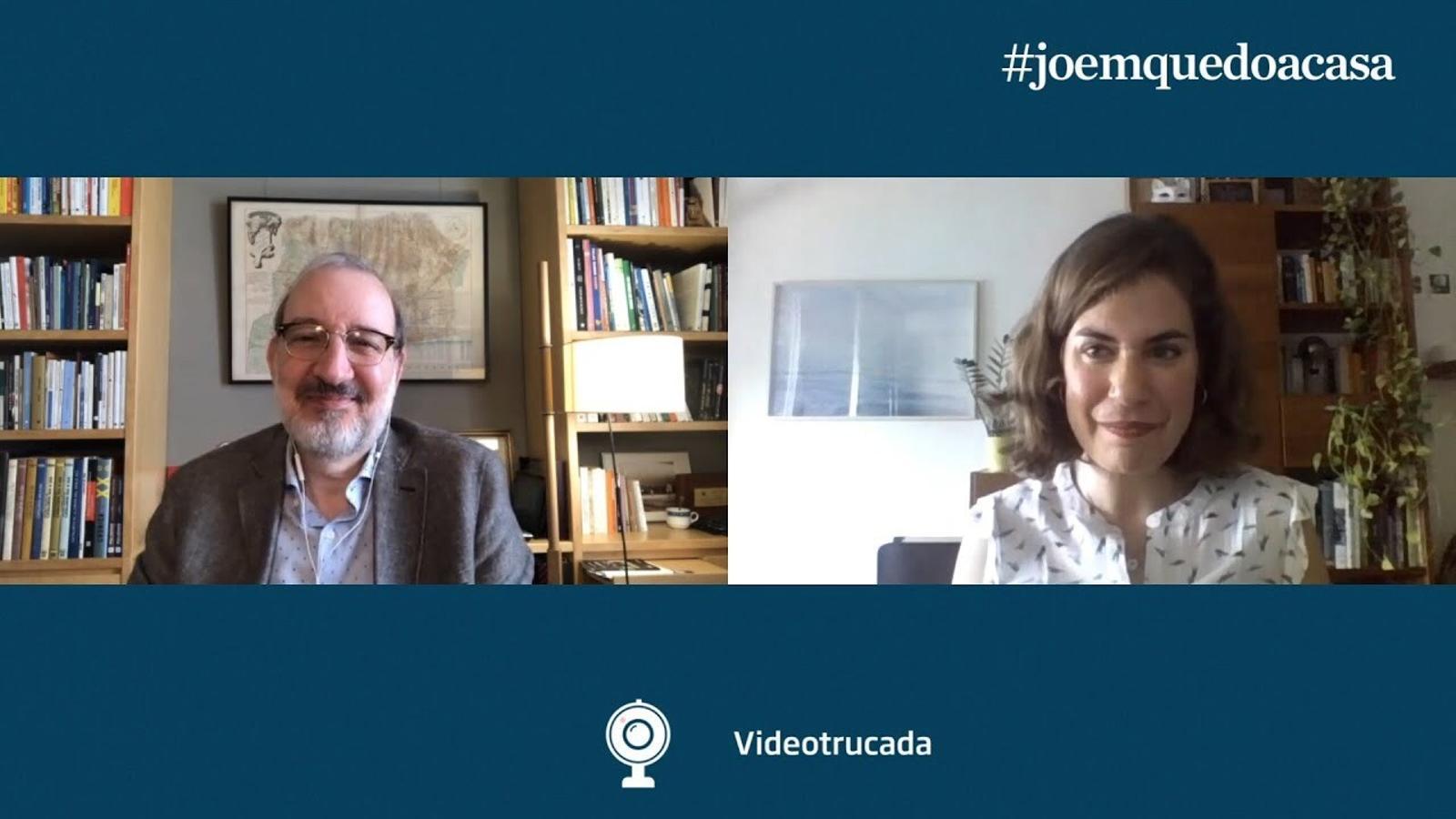 Les respostes als dubtes sobre les fases del desconfinament amb Mariona Ferrer i Antoni Bassas