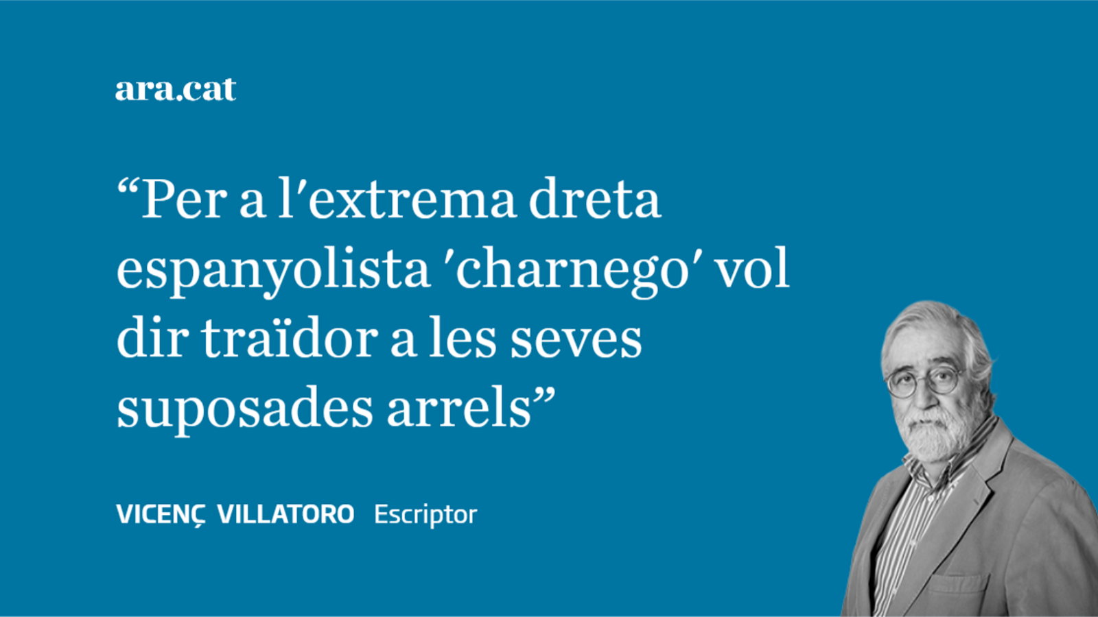 26/2: 'Charnego'