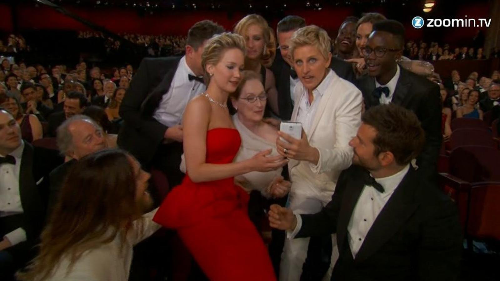 La cerimònia dels Oscars 2014