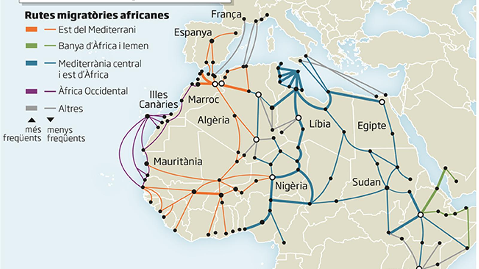 Ruanda acollirà esclaus de Líbia