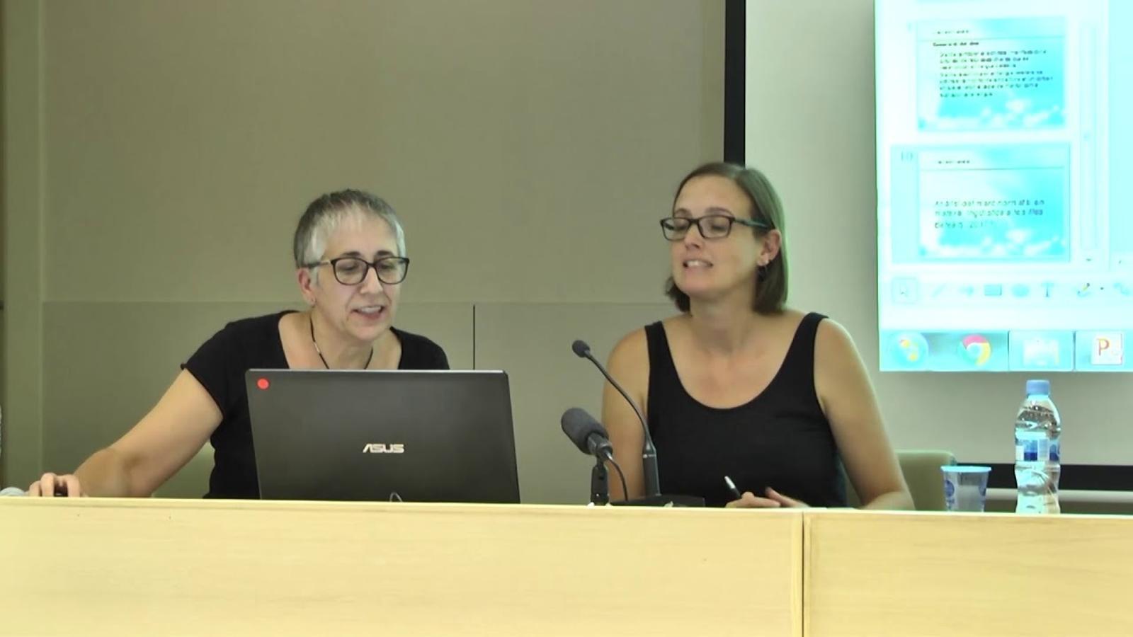 Beatriu Defior, nova directora general de Política Lingüística