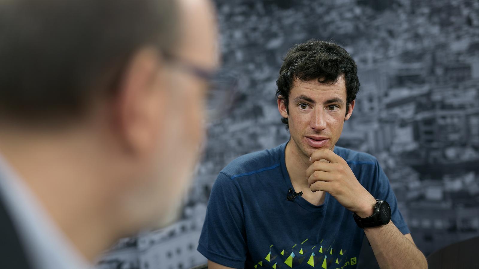 Antoni Bassas entrevista a Kilian Jornet