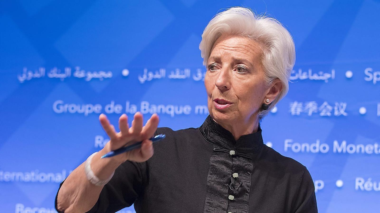 L'FMI reclama als països que obrin les portes als migrants i que augmentin els impostos als grans patrimonis