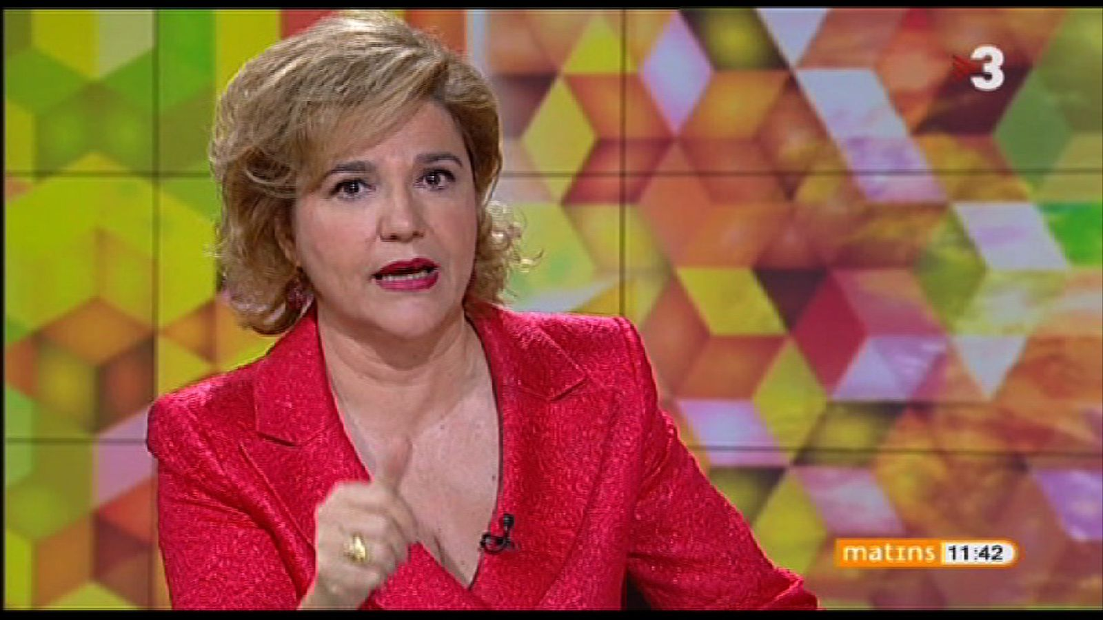 Pilar Rahola critica les declaracions de Felip Puig