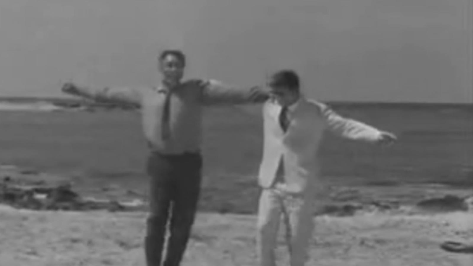 El ball de 'Zorba el grec', l'escena més famosa de la pel·lícula