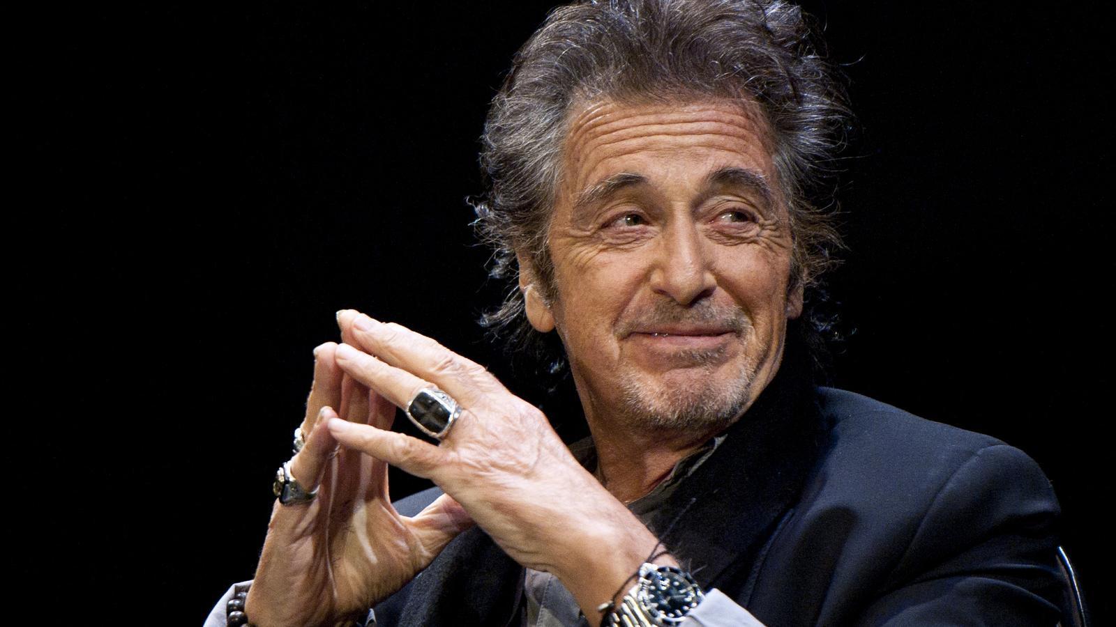 Al Pacino protagonitzarà la sèrie d'Amazon 'The hunt'