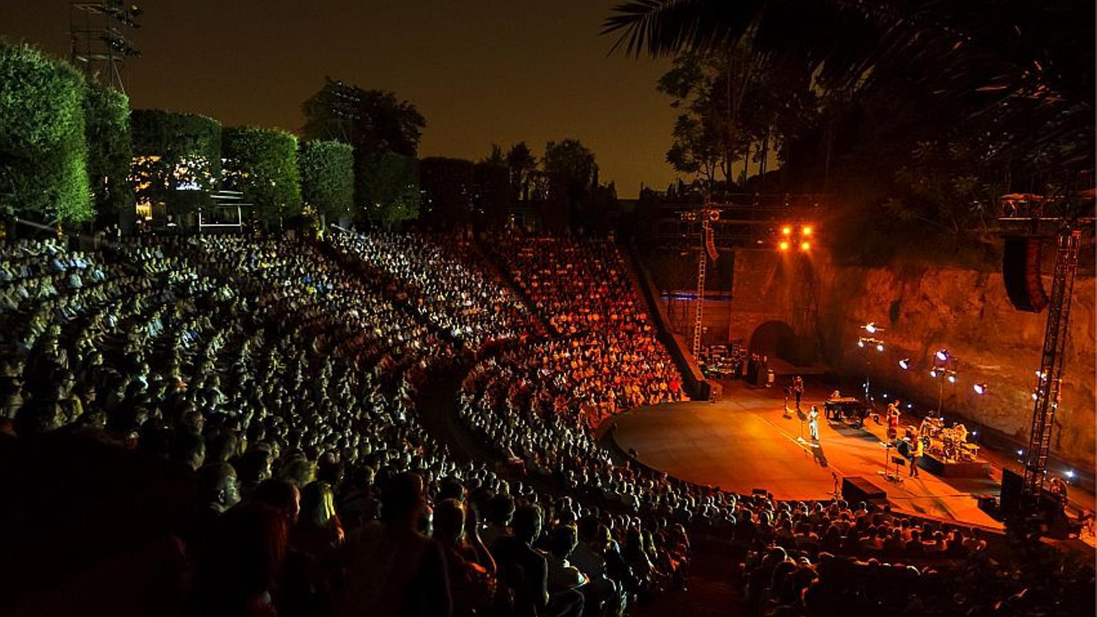 Teatre Grec 2012 / Josep Aznar