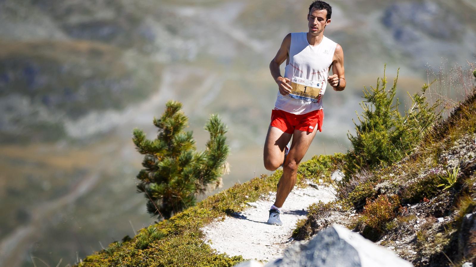 Kilian Jornet guanya per sisena vegada a la Sierre-Zinal