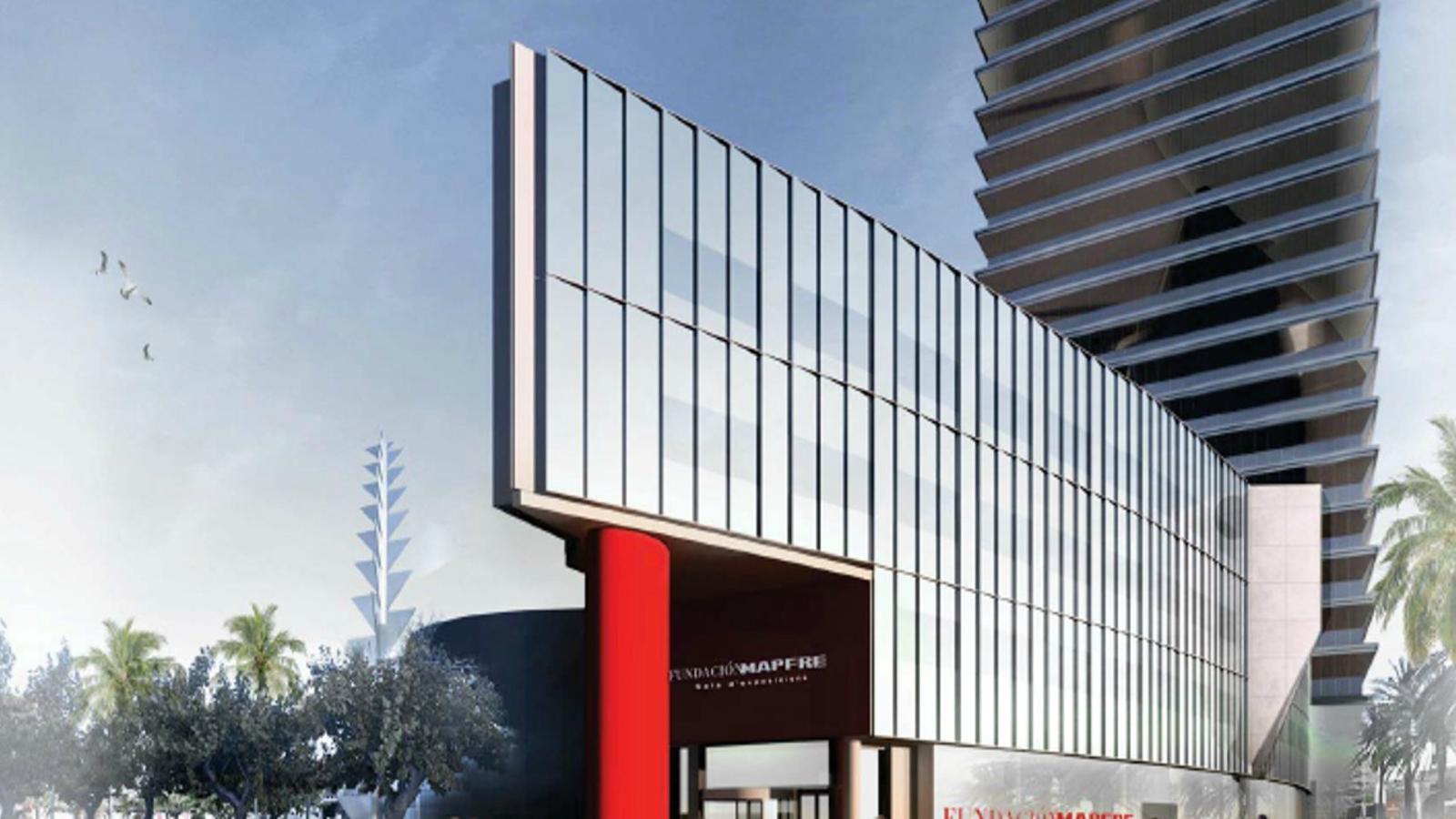 La Fundació Mapfre abandona la casa Garriga Nogués i obrirà un centre de fotografia a la Torre Mapfre