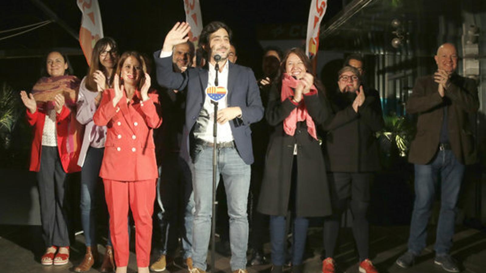 Toni Roldán deixa Ciutadans després del seu apropament a Vox