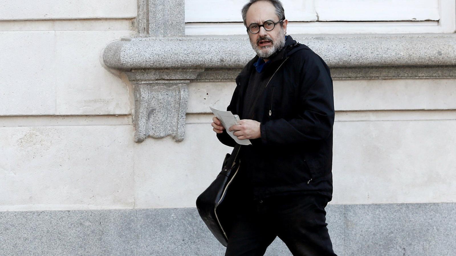Un Baños de realisme per a Manuel Marchena