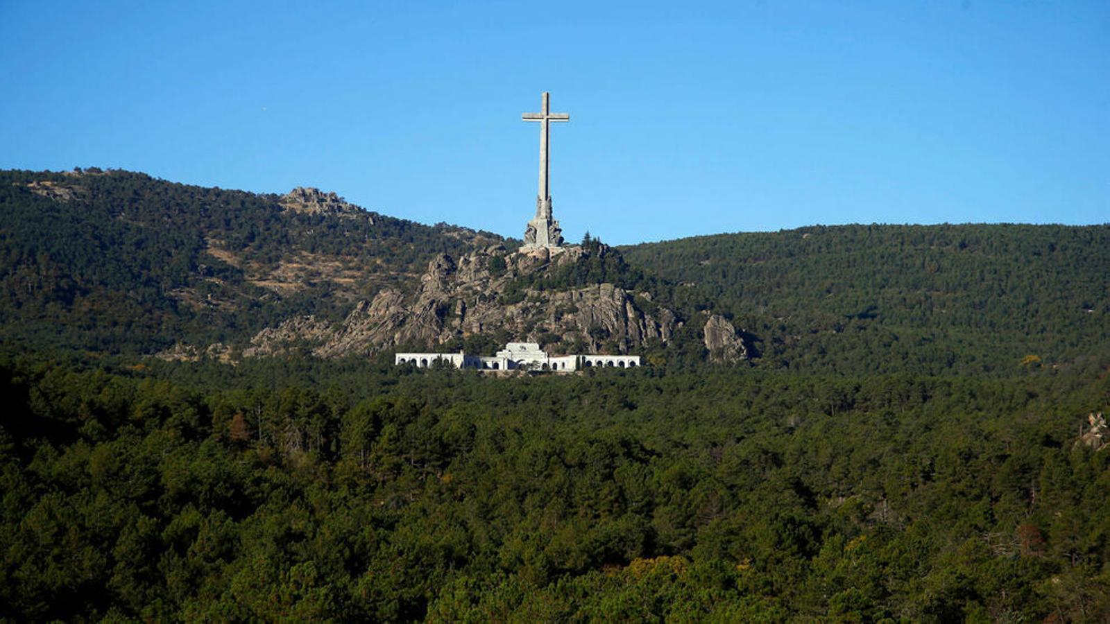 Les claus per entendre l'atrinxerament dels monjos del Valle de los Caídos